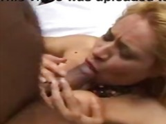 This blond Latin hooke... video