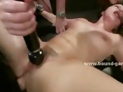 Tube8 - Hot small secretary taken by force and demolished in violent grou