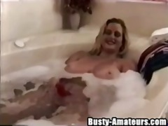 See: Busty Heather getting ...