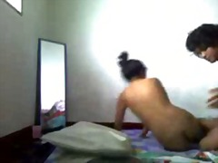 Dark-skinned ethnic te... video