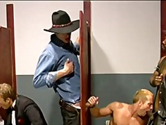 Hot Glory Hole Action video