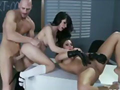 rebeca linares, madison ivy,  latina,