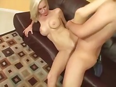 pornstar, fake tits, big cock