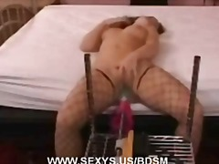 Cute babe masturbation