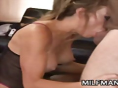 Big Tit MILF Honey Wes...