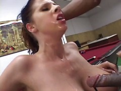 interracial, blowjob, big tits,