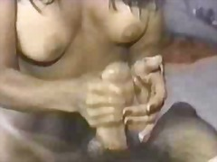 Nuvid - Hand Job With Dirty Talk