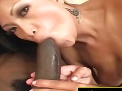 asian, interracial, blowjob,