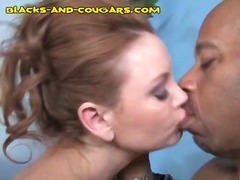 big cock, milf, interracial,