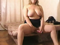 Fat BBW Ex GF fucking ... video