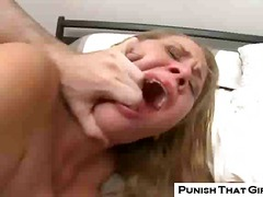 Alanah Rae Punished Hard video