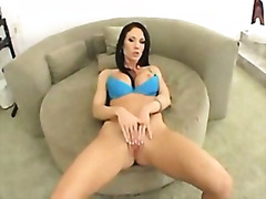 H2porn Movie:Kimberly Cole swallows