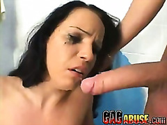gagging, deep, blowjob, deepthroat, gag,