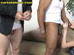 Shane Diesel uses his huge cock on ho...