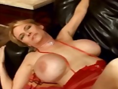 granny, big tits, interracial,