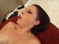 Thumb: Guys blow loads on Gia...