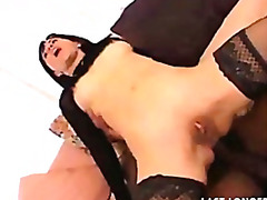 H2porn Movie:Ass addict black cock gets sat...