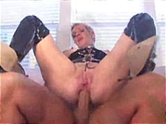 Julie Stock Double Penetration