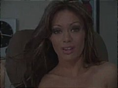 Crissy Moran Pantyhose... video