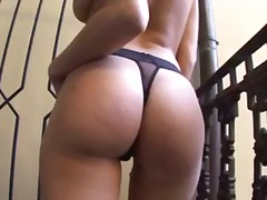 Busty blonde MILF Anastasia Devine gets full penetration from his long stick