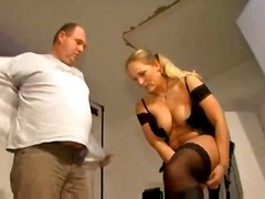 GERMAN MILF BLONDE FUC...