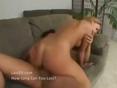 amateur, creampie, blonde,