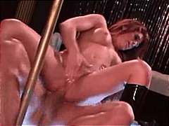 Redhead stripper fucke... video