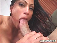 See Ava Lauren's filthy mouth in action