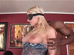Black dicks in both holes for Barbara Summers