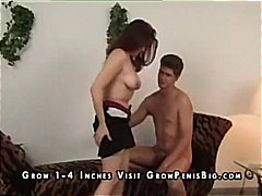 Brunette German  gets fucked