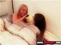 girl-on-girl, blondes, pussy-eating,