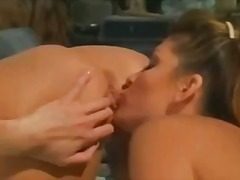 lesbian, retro, pussy-eating, ass, outdoor, girl-on-girl, classic, threesome, threesomes, vintage, orgasm, ffm, pornstar, big-tits, groupsex