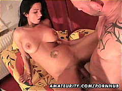 homemade, blow-job, big-boobs,
