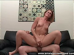 Sexy Domino Filled Her Pussy with Cum