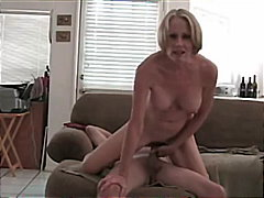 blowjob, homemade, cum, blonde