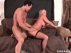 Busty cougar Charity M... preview