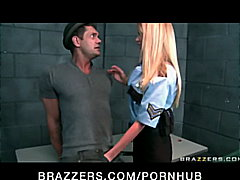 HOT Big tit blonde cop... video