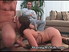cuckold, hardcore, wife, ass, facial,