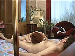 Young Russian redhead ... video