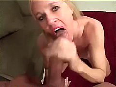 facial, swallow, licking, mom,