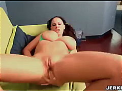 Gianna Michaels MAsterbates