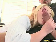 hardcore, teenager, blonde,