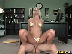 cowgirl, big-tits, ass, office,