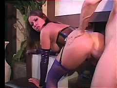 doggy-style, latex, anal, fishnet,