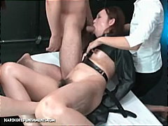 deepthroat, gangbang, vibrator, throatfuck, bdsm, extreme, toys, asian, japanese, blowjob, tied, slave, groupsex, domination, dildo