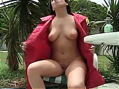 PornHub Movie:Alicia takes a piss.