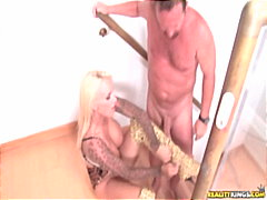 doggy-style, pussy-eating, blonde,