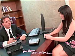 secretary, big-dick, blowjob