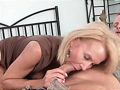 granny, orgasm, blonde, mature,