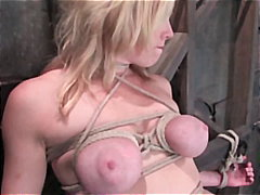 slave, ass-fuck, bdsm, tied, dildo,